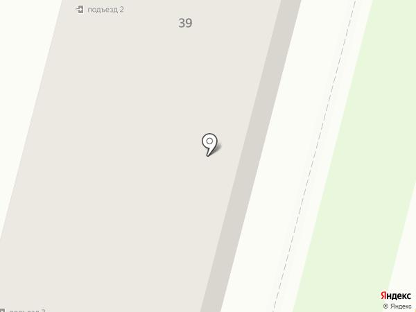 Ми Леди на карте Железногорска