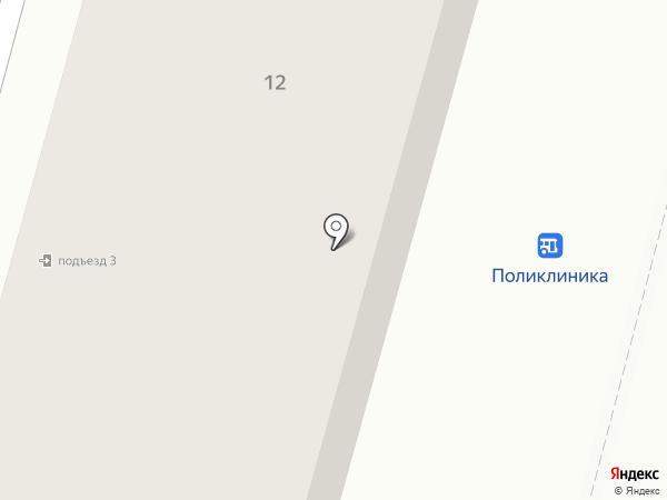 Светлана Д`Люкс на карте Железногорска