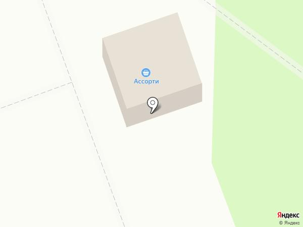 Славица на карте Железногорска