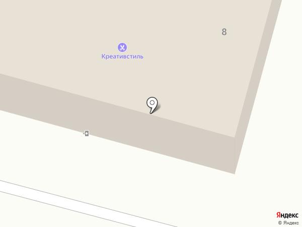 Милашка на карте Железногорска