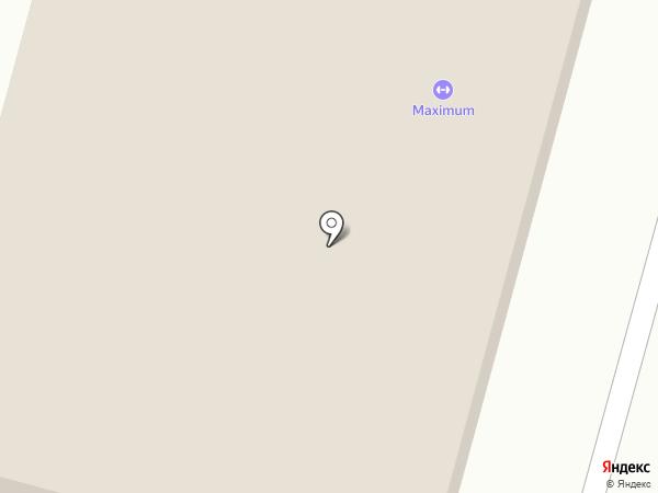 MAXIMUM на карте Железногорска