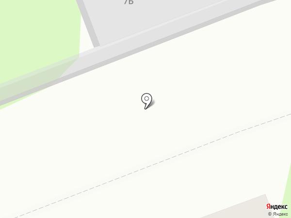 Диадель на карте Железногорска