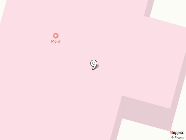 БОН на карте Железногорска
