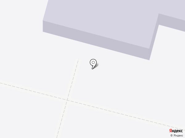 Юниор на карте Железногорска