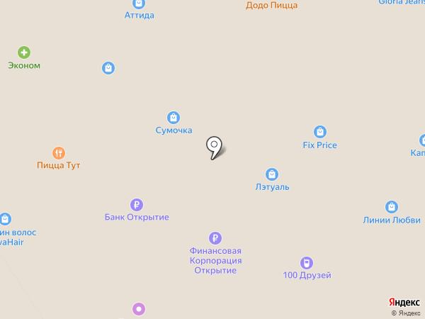 Ситилинк на карте Железногорска