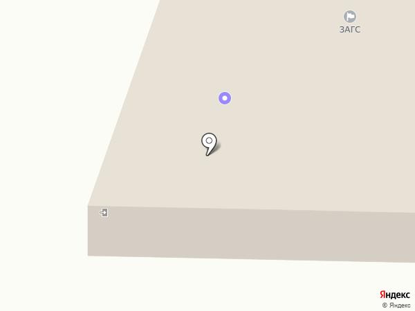 ЗАГС г. Железногорска на карте Железногорска