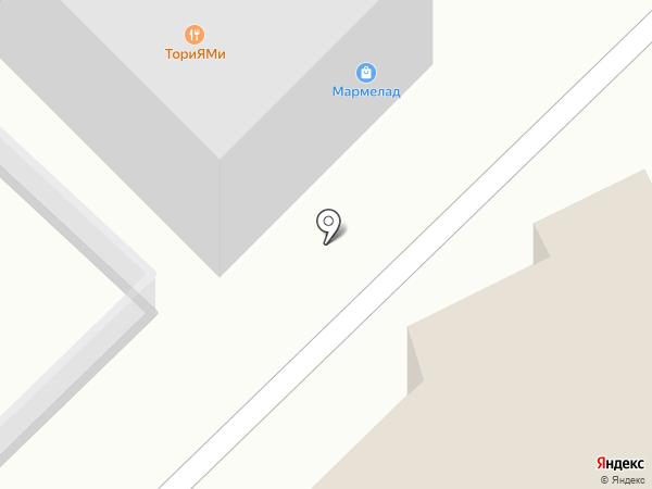 Суши Мастер на карте Железногорска