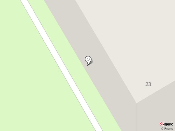 XL на карте Железногорска