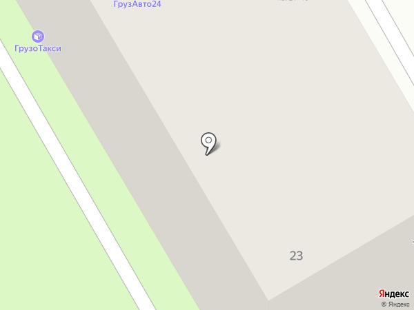 РИОМ на карте Железногорска