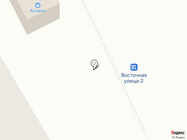 Ассорти на карте Железногорска