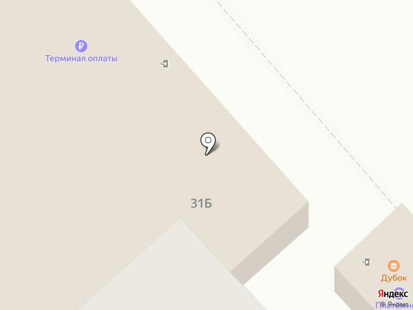 Кедр на карте Железногорска