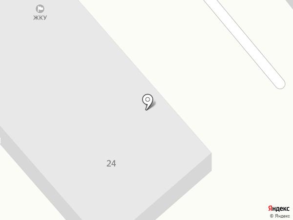 Городское жилищно-коммунальное управление на карте Железногорска