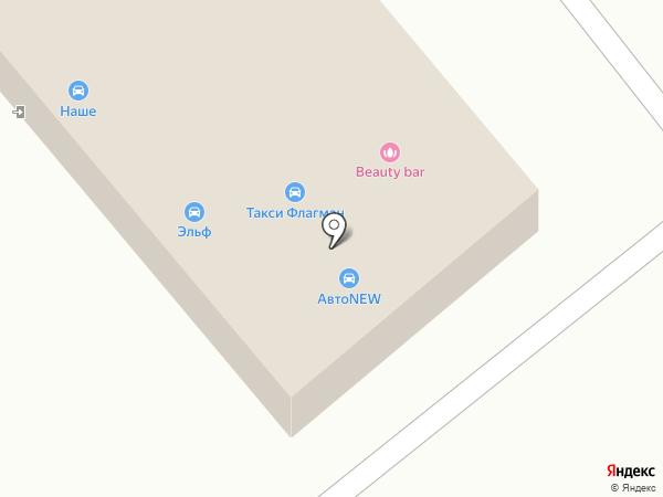 Магазин японских автозапчастей на карте Железногорска