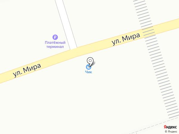 Шелехов на карте