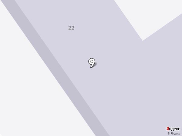 Засопка на карте