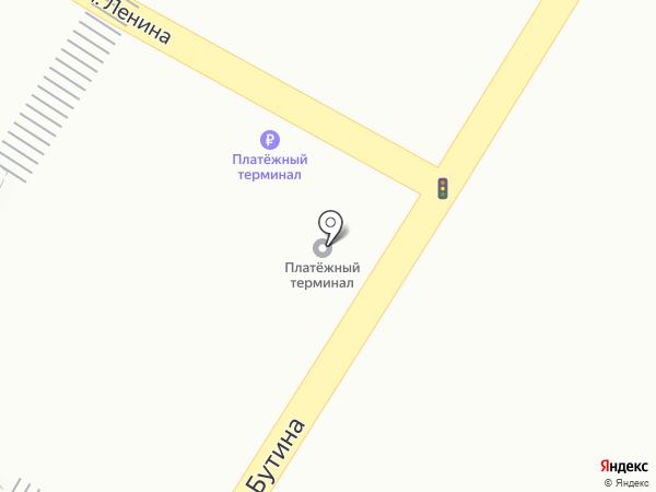 Чита на карте