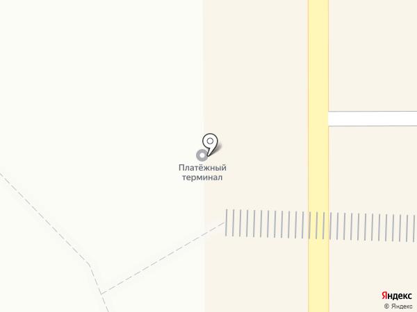 Вилючинск на карте