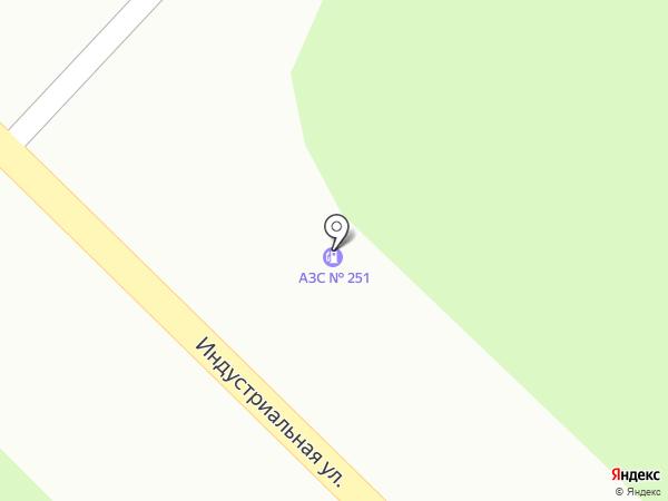 Панковка на карте