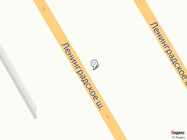 Ложки на карте
