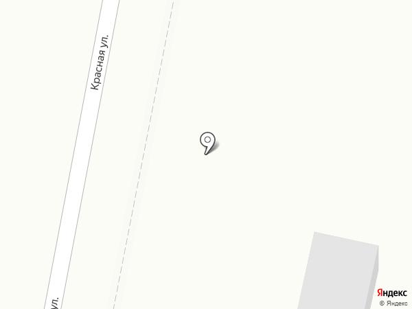 Львовский на карте