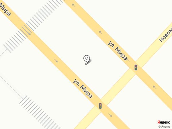 Мытищи на карте