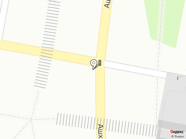 Реутов на карте
