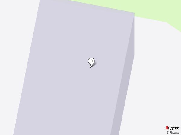 Красный Путь на карте