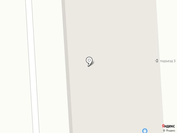 Шварцевский на карте