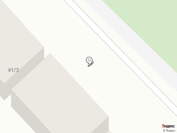 Новая Адыгея на карте