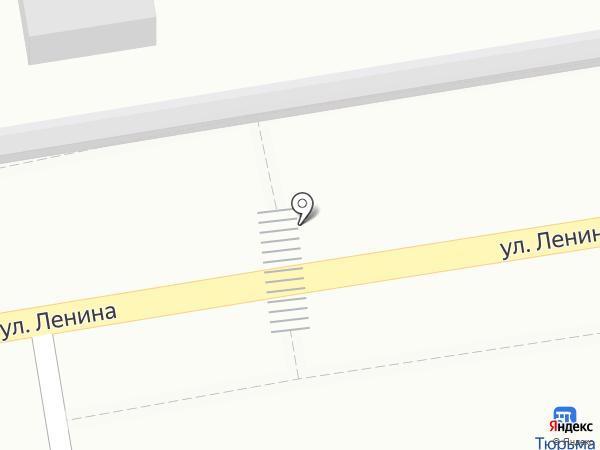 Тлюстенхабль на карте