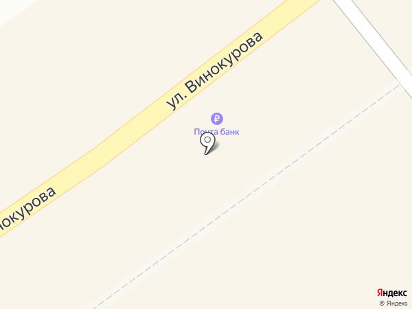 Новочебоксарск на карте