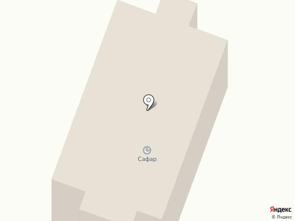 Богородское на карте