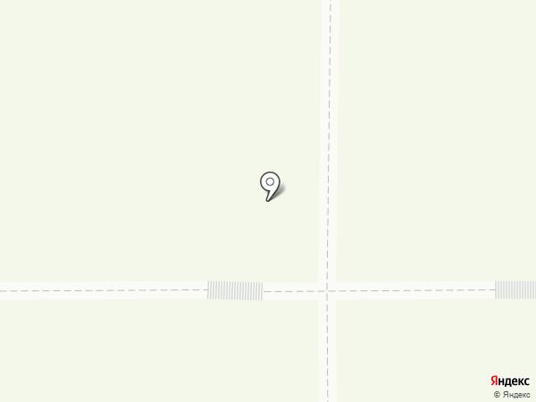 Магнитогорск на карте