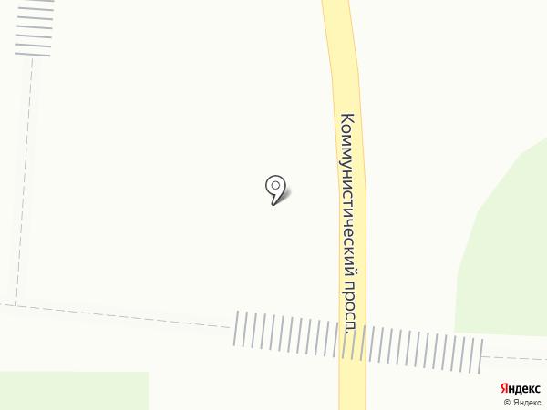 Копейск на карте