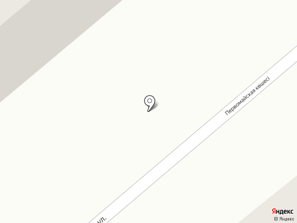 Актас на карте