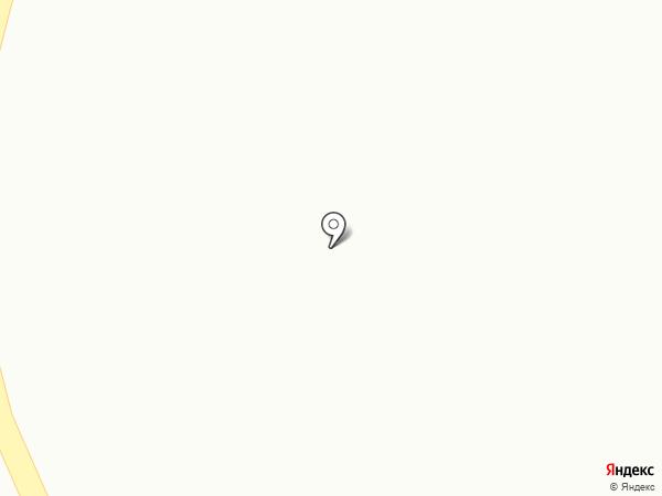 Ноябрьск на карте