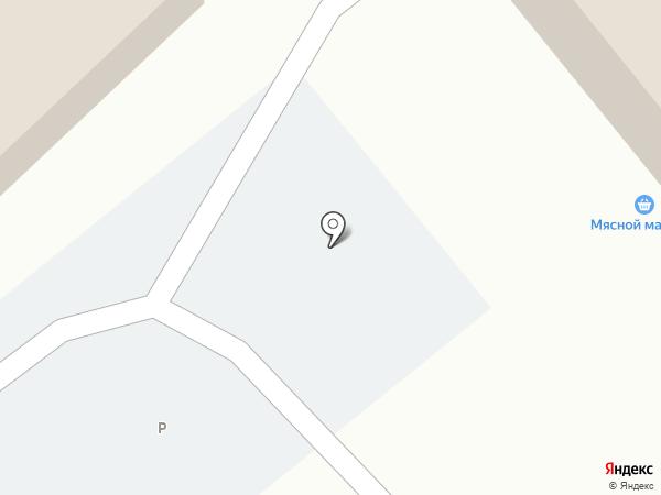 Марусино на карте