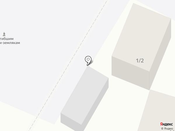 Усть-Муны на карте