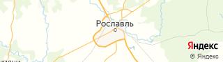 Каталог свежих вакансий города (региона) Рославль