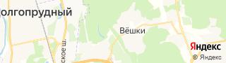 Каталог свежих вакансий города (региона) посёлок Вёшки