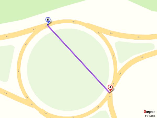 круговое движение 86м за 1мин