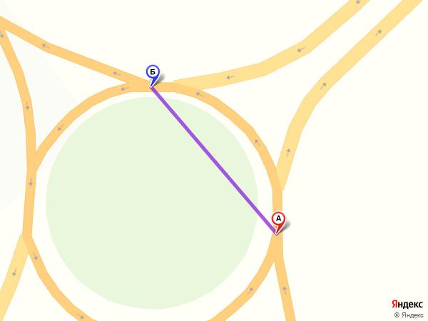 круговое движение 63м за 1мин