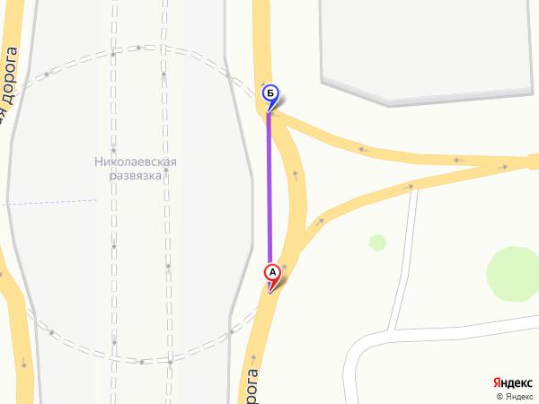 круговое движение 45м за 1мин