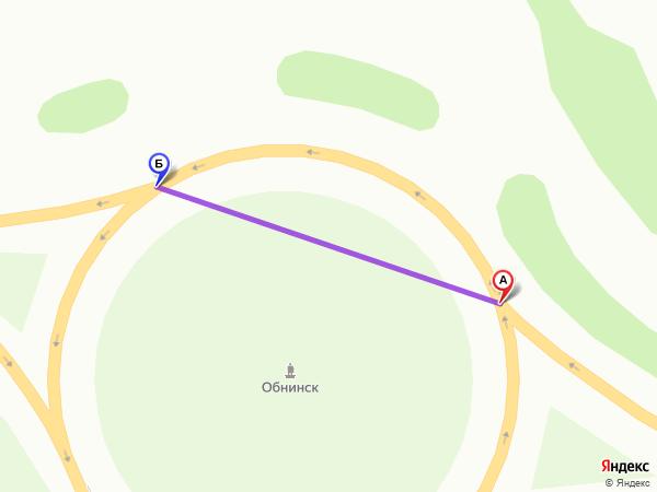 круговое движение 65м за 1мин