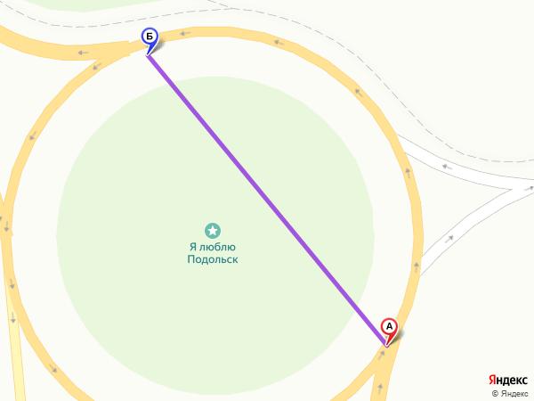 круговое движение 94м за 1мин