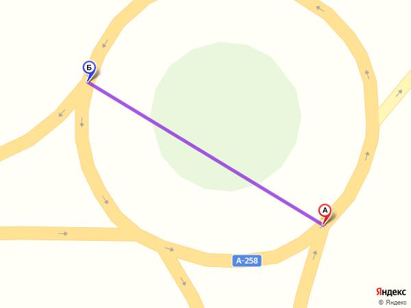круговое движение 75м за 1мин