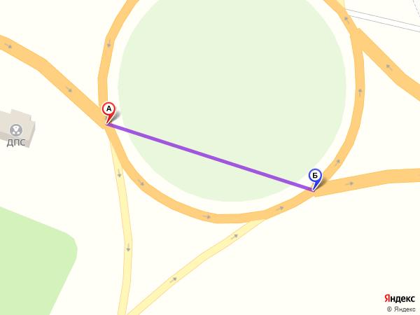 круговое движение 68м за 1мин