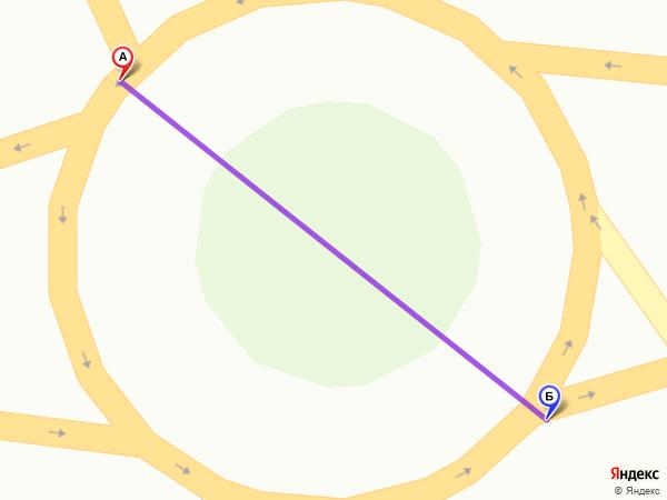 круговое движение 42м за 1мин