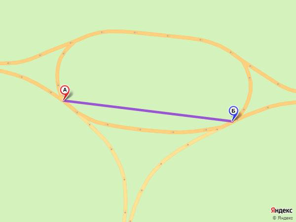 круговое движение 240м за 1мин