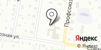 Библиотека жилого района Бикей на карте